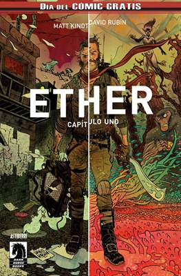 Ether - Capítulo uno. Día del Cómic Gratis Español 2017