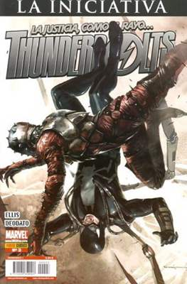 Thunderbolts (2008-2010) #3