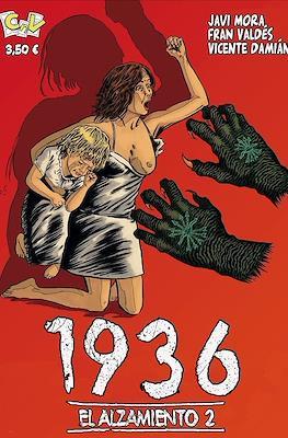 1936: El Alzamiento (Grapa) #2