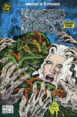 La Cosa del Pantano (1988) (Grapa 36-52 pp) #2