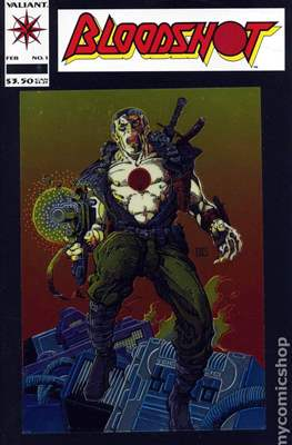 Bloodshot (1993-1996) (Comic Book) #1
