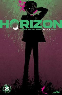 Horizon (Comic-book) #13