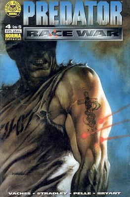 Predator. Race war #4
