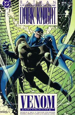 Batman: Legends of the Dark Knight Vol. 1 (1989-2007) (Comic Book) #20