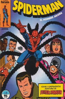 Spiderman Vol. 1 / El Espectacular Spiderman (1983-1994) (Grapa 32-48 pp) #3