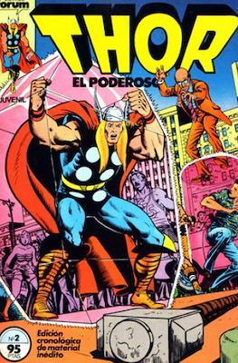Thor, el Poderoso (1983-1987) (Grapa 36 pp) #2