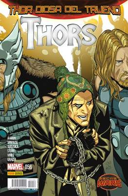 Thor / El Poderoso Thor / Thor - Dios del Trueno / Thor - Diosa del Trueno / El Indigno Thor (2011-) (Grapa) #56