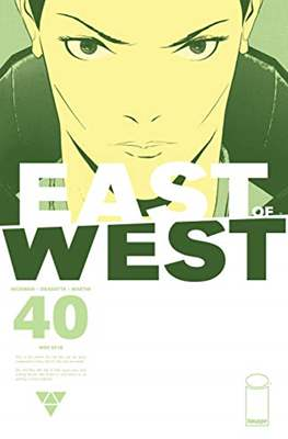 East of West (Comic-book) #40