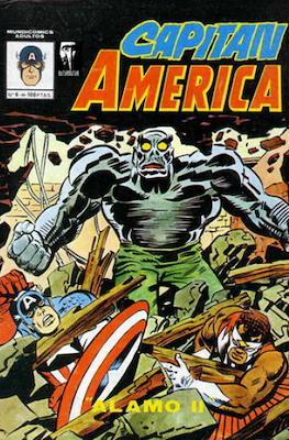 Capitán América Vol. 4 (1981-1982) (Grapa) #6