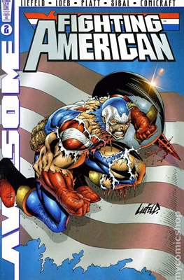 Fighting American Vol. 3 (Comic Book) #2