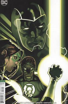 Green Lanterns (Vol. 1 2016-... Variant Covers) #53