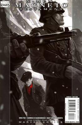 X-Men: Magneto Testament (Comic Book) #3