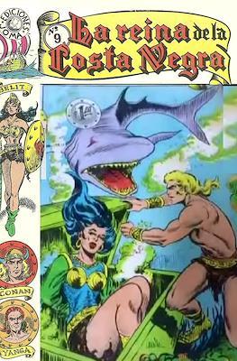 La Reina de la Costa Negra (2ª época - Grapa) #9
