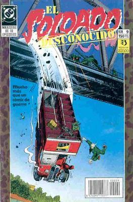 El soldado desconocido (1991-1992) (Grapa, 28 páginas) #9