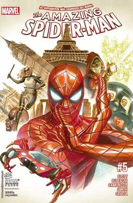 The Amazing Spider-Man Vol. 2 (Grapa 32 pp) #5