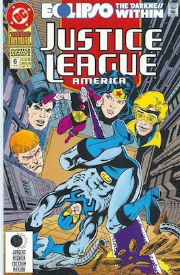 Justice League Annual (Comic Book) #6