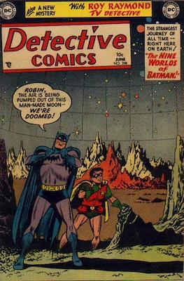 Detective Comics Vol. 1 (1937-2011; 2016-) (Comic Book) #208