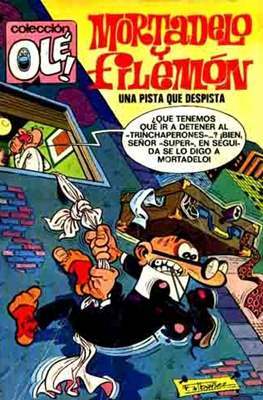 Colección Olé! (1ª Edición - Rústica, 64-80 páginas) #103