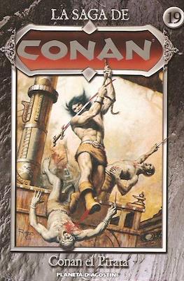 La saga de Conan (Cartoné, 128 páginas) #19
