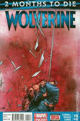Wolverine (2014 Variant Cover) (Comic Book) #10.1