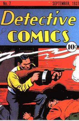 Detective Comics Vol. 1 (1937-2011; 2016-) (Comic Book) #7