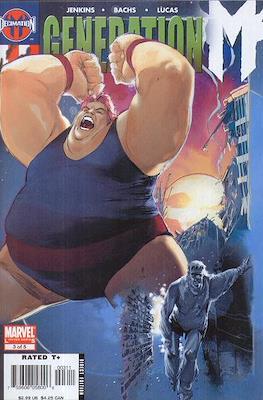 Decimation - Generation M (Comic Book) #3