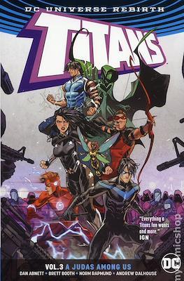 Titans Vol. 3 (2016-2019) (Softcover) #3
