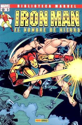 Biblioteca Marvel: Iron Man (2005-2008) (Rústica 160 pp) #5