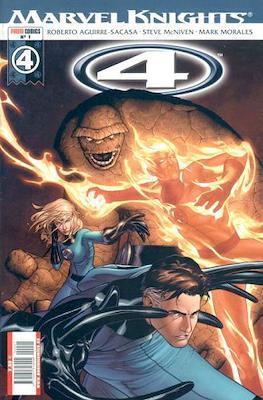 Marvel Knights: 4 (2005)