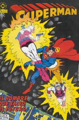 Superman Vol. 1 (1984-1987) #9