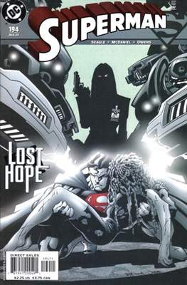 Superman Vol. 2 (1987-2006) (Comic Book) #194