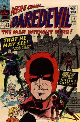 Daredevil Vol. 1 (1964-1998) (Comic Book) #9