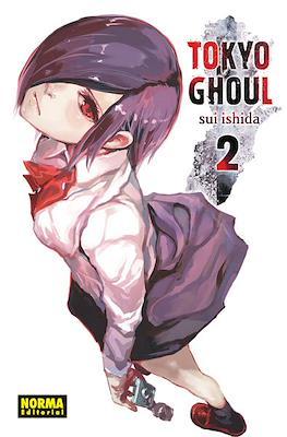 Tokyo Ghoul (Rústica con sobrecubierta) #2