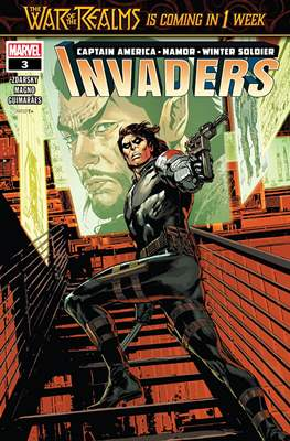 Invaders (2019) (Comic Book) #3