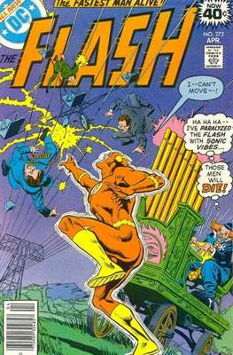Flash Comics / The Flash (1940-1949, 1959-1985, 2020-) (Comic Book 32 pp) #272