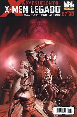 X-Men Vol. 3 / X-Men Legado (2006-2013) #62