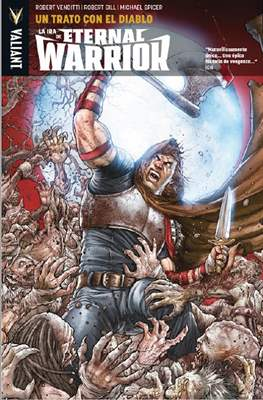La ira del Eternal Warrior #3
