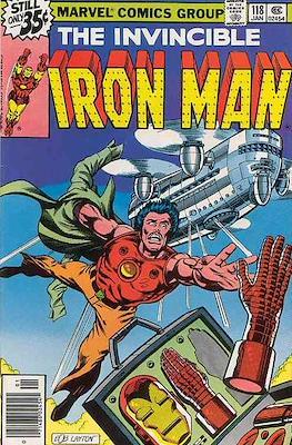 Iron Man Vol. 1 (1968-1996) (Comic book) #118