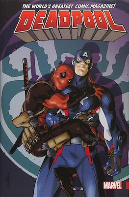 Deadpool - The World's Greatest Comic Magazine (Hardcover 232-288 pp) #4
