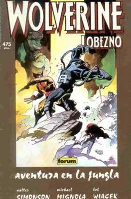 Colección Prestigio Vol. 1 (1989-1994) (Rústica 48-64 pp.) #9
