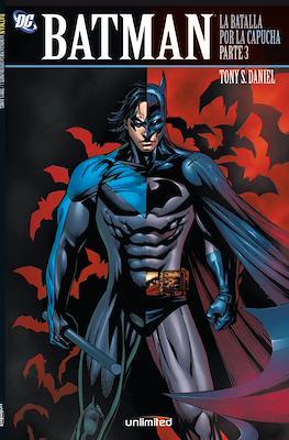 Batman. La batalla por la capucha (Rústica) #3