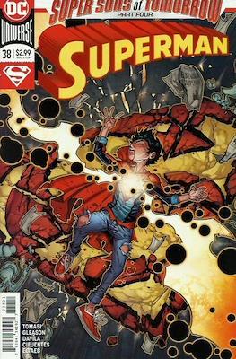 Superman Vol. 4 (2016-... Variant Covers) (Grapa) #38