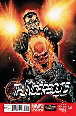 Thunderbolts Vol 2 (Comic Book) #29