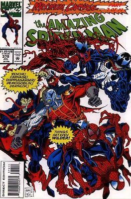 The Amazing Spider-Man Vol. 1 (1963-1998) (Comic-book) #379