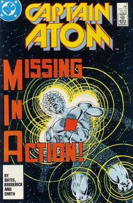 Captain Atom (1987-1991) #4