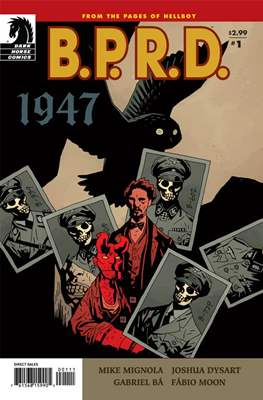 B.P.R.D. (Comic Book) #58