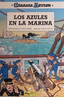 Casacas Azules (Cartoné 48 pp) #7