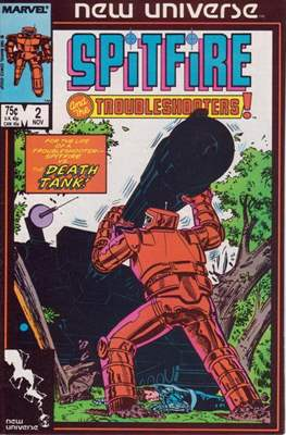 Spitfire and the Troubleshooters / Codename: Spitfire #2