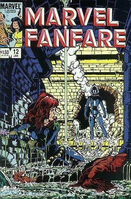 Marvel Fanfare Vol 1 (Comic-Book) #12