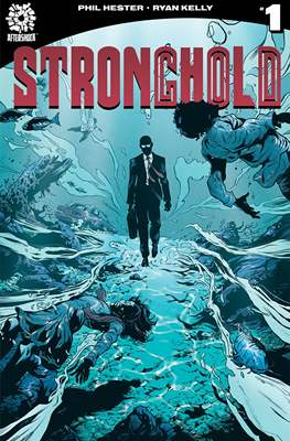 Stronghold (Comic Book) #1
